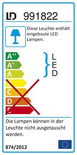 LED-Deckenleuchte Inkl. LEDs, 22 W, 1.400 lm