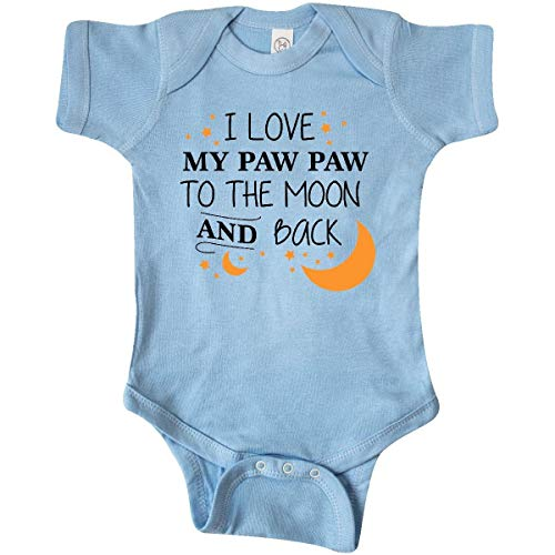 Huahai I Love My Paw Paw to The Moon and Back Infant ()