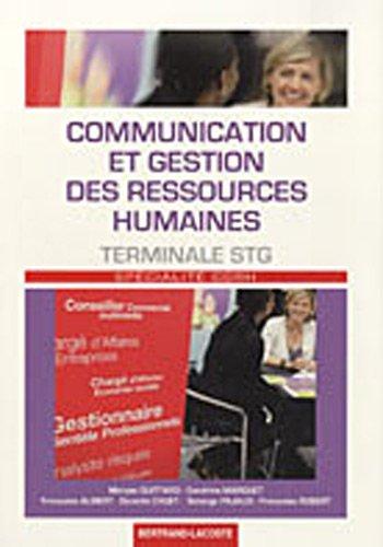 communication-et-gestion-des-ressources-humaines-tle-stg-spccialit-cgrh