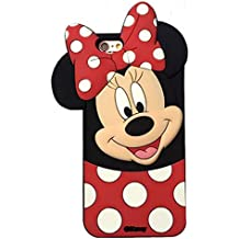 Funda de Gel Forma Minnie Mouse Silicona Carcasa para Samsung Galaxy Grand Neo