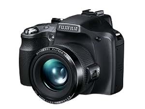 Fujifilm FinePix SL300 Digitalkamera (14 Megapixel, 30-fach opt. Zoom, 7,6 cm (3 Zoll) Display, bildstabilisiert) schwarz