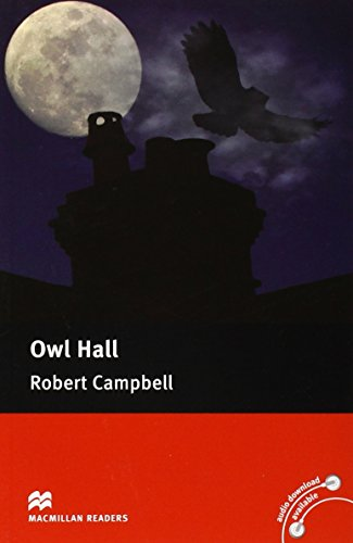 Owl Hall Book + CD (Macmillan Readers)
