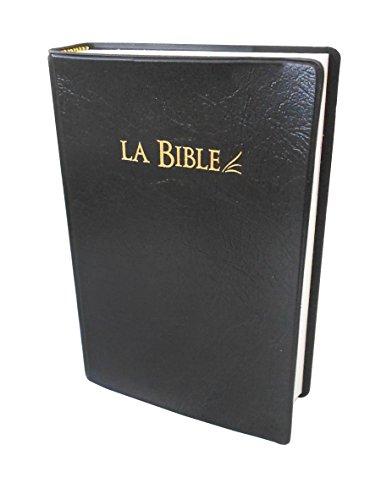 Bible Segond 21 : flexa noir par Segond 21
