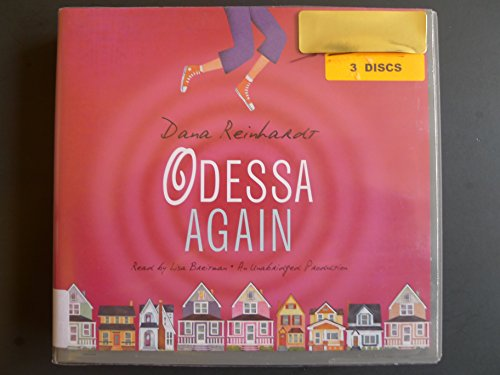 { [ ODESSA AGAIN ] } By Reinhardt, Dana (Author) May-14-2013 [ Compact Disc ]