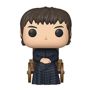 Funko - Pop! TV: Game of Thrones - King Bran The Broken Figura Coleccionable, Multicolor (45429) 15