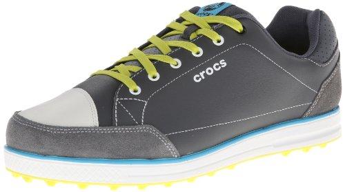 crocs-mens-karlson-spikeless-golf-shoes-charcoal-citrus-65-uk