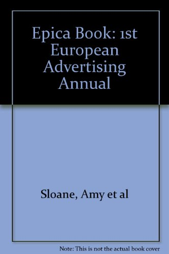 Epica Book: 1st European Advertising Annual