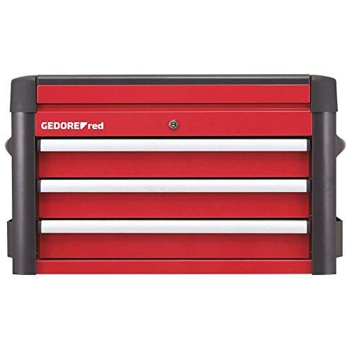 GEDORE red R20240003 Werkzeugtruhe WINGMAN mit 3 Schubladen