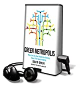 Green Metropolis: What the City Can Teach the Country about True Sustainability [With Earbuds] (Playaway Adult Nonfiction)