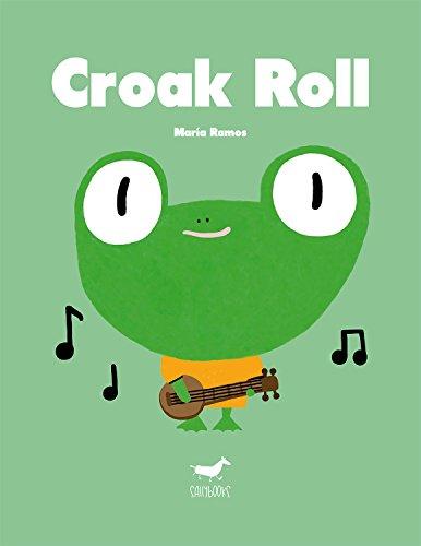 Croak Roll (Cómic) por María Ramos