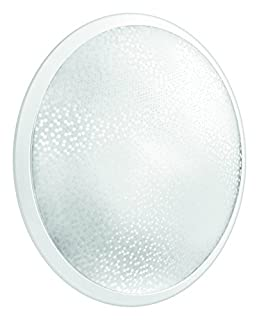 Philips 915005048301 Hue White and Color Ambiance Applique Murale Phoenix, Blanc, Télécommande Non Incluse, Metal, Synthétiques, 11 W, Mat (B00UEMFF5O) | Amazon Products