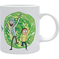 ABYstyle - RICK AND MORTY - Taza - 320 ml - Portal