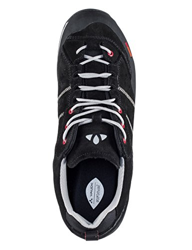 VAUDE Dibona Advanced Stx, Chaussures Multisport Outdoor Femme Noir (Black 010)