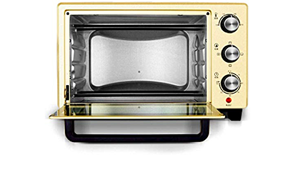 Countertop Convection Oven Electric Oven 23l Multi Function Pizza Cake Bread Baking Machine 3 Layer Single Toaster Stainless Steel Convection Ovens Amazon Co Uk Sports Outdoors