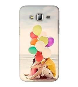 Design Cafe Back Cover for Samsung Galaxy J2