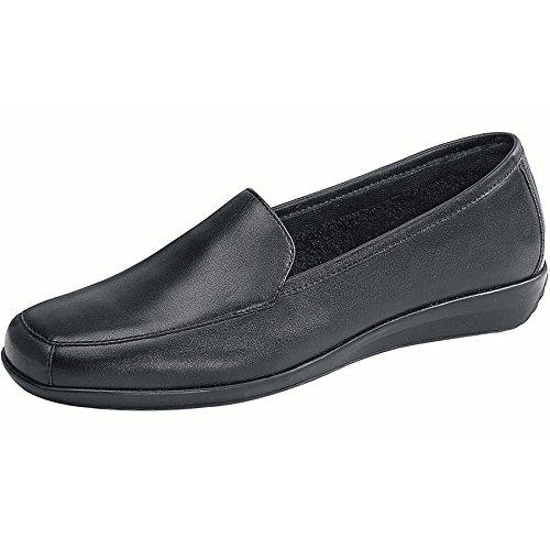 Femme Chaussures Serviceschuhe professionnelle Noir Noir
