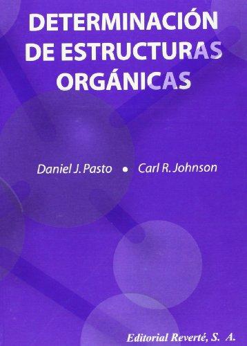 Determinación De Estructuras Orgánicas