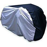 For 2 Bike Cycle Bicycle Rain Snow All Weather Cover Waterproof Storage by HSN