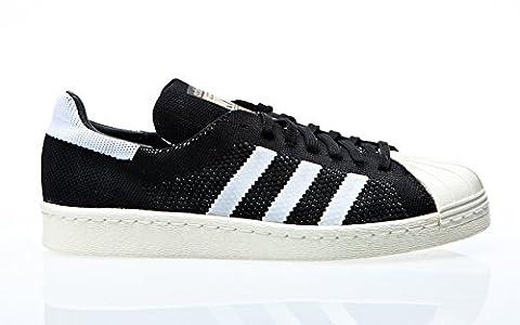 ADIDAS ORIGINALS - Sneaker - Herren - Superstar Primeknit Schwarz für herren - 39 1|3