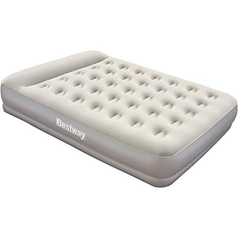 Bestway 67459 - air mattresses (Double mattress, Gris, Vinilo, Vinilo, 220 - 240, 1460 x 2000 mm)