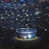Gift van de Dag Night Light Starry Night Light Planet Magic Projector Led Light Kleurrijke Rotating Blinking Stars Children's JIAJIAFUDR (Color : -)
