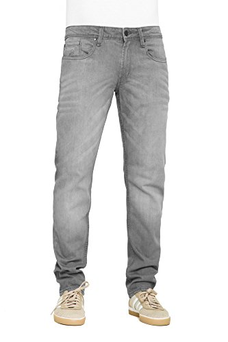 REELL Men Jeans Spider Artikel-Nr.1102-001 - 01-001 Grey