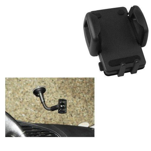 HR Kombi Set 3 KFZ Halterung + Gerätehalter UPM1245 für LG KM386 KM710 KP265 C320 Town AX380 UX380