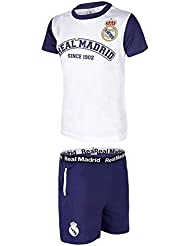 Pijama niño Real Madrid verano - 10