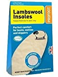 Profoot Lambswool Insole Footcare Extra Warmth And Comfort For Feet Brand New Pack Of 1