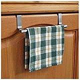 Edelstahl Handtuchhalter Schrankstange 23cm Türhandtuchhalter Handtuchstange Tür Stangen Handtuch Halter
