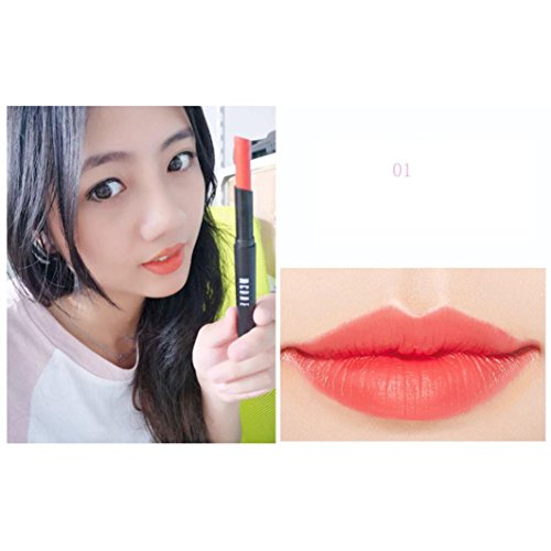 Gaddrt Neue wasserdichte lang anhaltende Samt Lippenstift Lip Gloss Bleistift Beauty Make-up Tool (A)