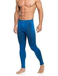 Ladeheid Caleçon Thermique Long sous-vêtement Homme ... cd588763625