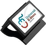 Webcam-Abdeckung - Kameraabdeckung - Spionageabwehr (Schwarz)