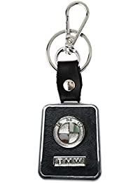 Kolossalz BMW Leather Keychain / Keyring / Key Ring / Key Chain || Bike Keychain Car Key Chain Ring Bike