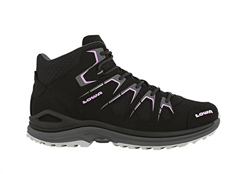 Lowa Innox Evo Gtx Qc, Chaussures de Randonnée Basses Femme schwarz