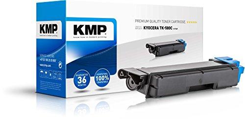 Preisvergleich Produktbild KMP Tonerkit für Kyocera FS-C5150DN, K-T49, cyan