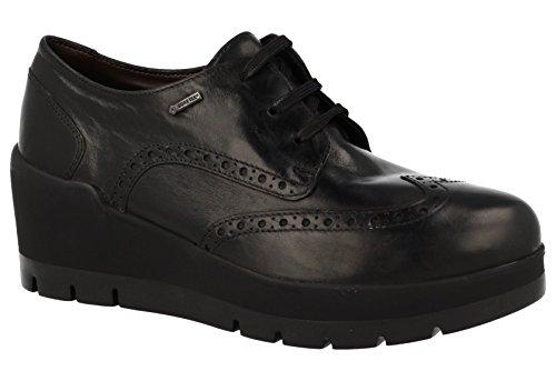 Stonefly Shoe Black 000 Schwarz 207006 8YqT4vwan