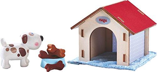 HABA Little Friends - Dog Lucky - Kits de figuras de juguete para niños (3 año(s), Multicolor, De plástico, 50 mm, 60 g)