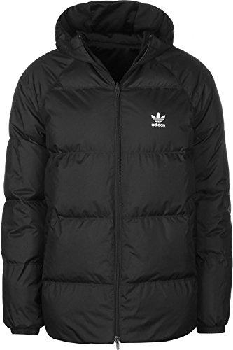 adidas Originals Herren Daunenjacke SST zum Wenden schwarz (15) L