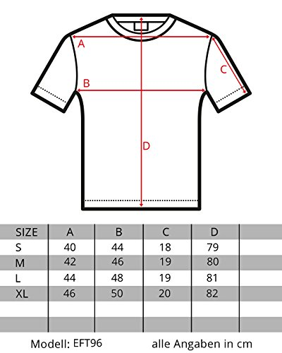 EightyFive Herren T-Shirt Long Oversized Shirt Basic Unifarben EFT96 Sand
