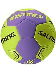 Salming - Instinct Plus Handball, color purple , talla 3