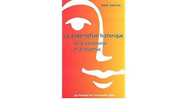 dissertation historique ulaval