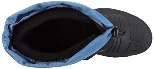 Spirale Sascha Unisex-Erwachsene Warm Gefütterte Schneestiefel Blau (blau 69)
