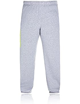 Canterbury Core - Pantalón de chándal para hombre, con puños elásticos en los tobillos, hombre, Core, Pale Grey...