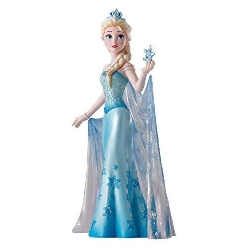 Enesco 4045446 Disney Showcase Figur - Die Eiskönigin Elsa, 21.0cm, ()