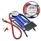Pillix New Imported Portable High Pressure Foot Air Pump Heavy Compressor Cylinder Car