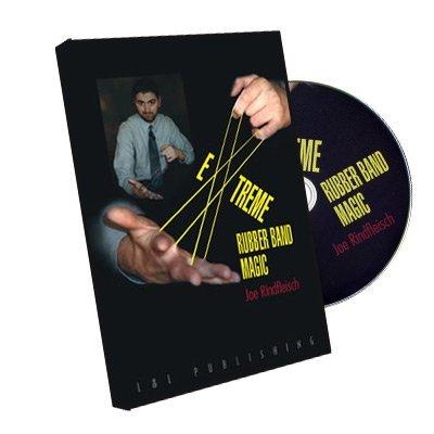 DVD Extreme Gummiband Magie - Joe Rindfleish