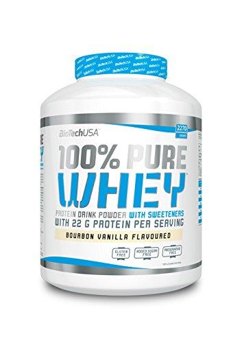 BiotechUSA 100% Pure Whey, 2270 g