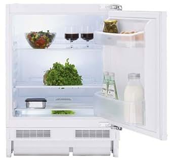 Beko BU 1101 Intégré 128L A+ Blanc réfrigérateur - réfrigérateurs (Intégré, Blanc, Droite, R600a, 128 L, 130 L)