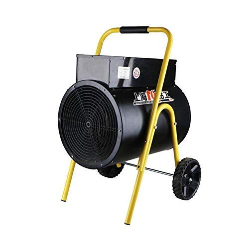 HPTC Calentador eléctrico del Ventilador, Ventilador Industrial del Garage del Taller de...